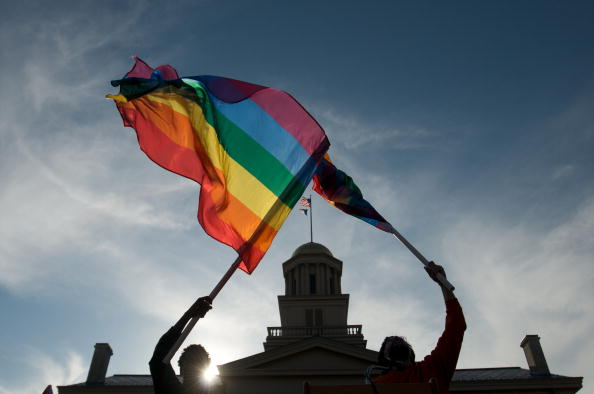 LGBTQI Rights「Iowa Supreme Court Unanimously Approves Gay Marriages」:写真・画像(3)[壁紙.com]