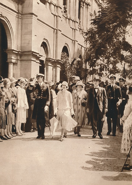Activity「'The Duke and Duchess of York and Queen Elizabeth leaving a reception in Brisbane', 1927」:写真・画像(10)[壁紙.com]