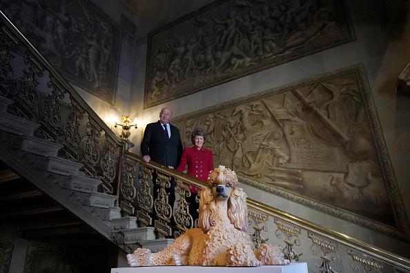 動物「Duke and Duchess of Devonshire Present Chatsworth 2019 Sculpture Exhibition」:写真・画像(15)[壁紙.com]