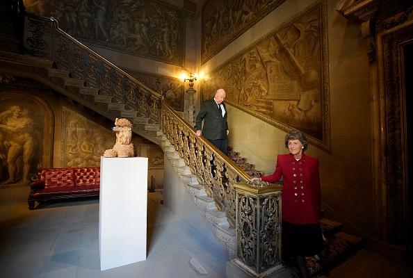動物「Duke and Duchess of Devonshire Present Chatsworth 2019 Sculpture Exhibition」:写真・画像(14)[壁紙.com]