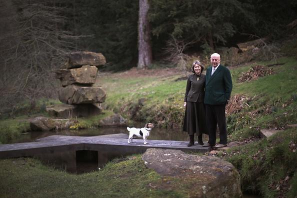 Ornamental Garden「Chatsworth House Season Opening 2016」:写真・画像(0)[壁紙.com]
