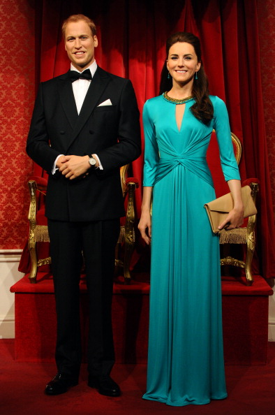 Madame Tussauds London「Madame Tussauds Unveil Updated Waxworks Of The Duke And Duchess Of Cambridge」:写真・画像(9)[壁紙.com]