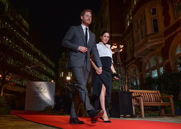 Award「The Duke & Duchess Of Sussex Attend The Endeavour Fund Awards」:写真・画像(16)[壁紙.com]