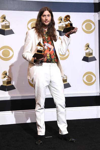 Black Shoe「61st Annual GRAMMY Awards - Press Room」:写真・画像(1)[壁紙.com]