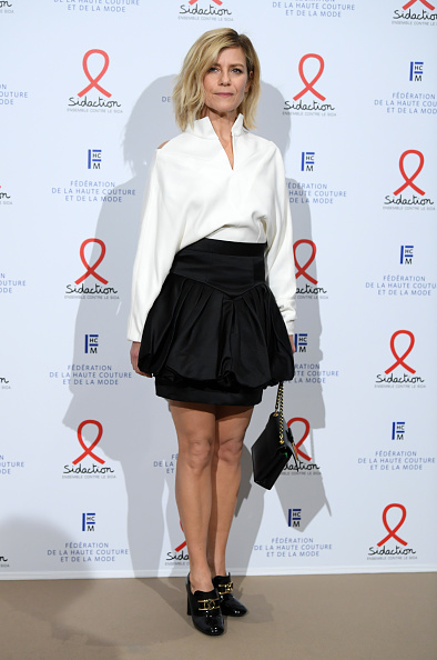 White Blouse「Sidaction Gala Dinner 2020 At Pavillon Cambon In Paris」:写真・画像(18)[壁紙.com]