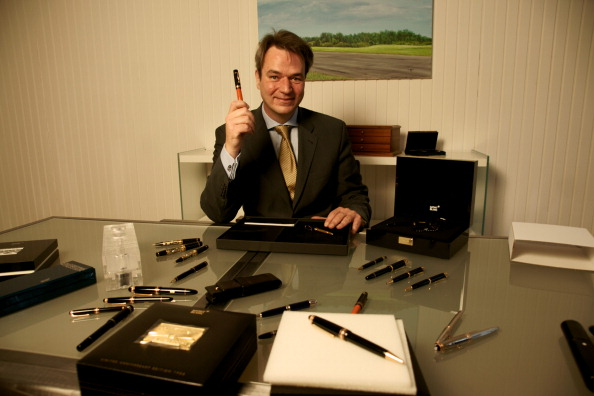 Pen「Montblanc Collector」:写真・画像(7)[壁紙.com]