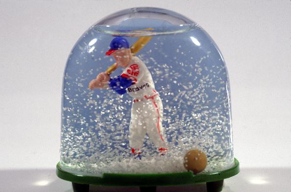 Baseball - Sport「Baseball Snowglobe」:写真・画像(17)[壁紙.com]
