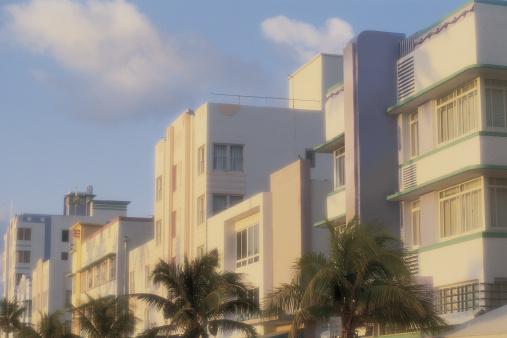 Miami Beach「Art Deco District , Miami Beach , Florida」:スマホ壁紙(5)