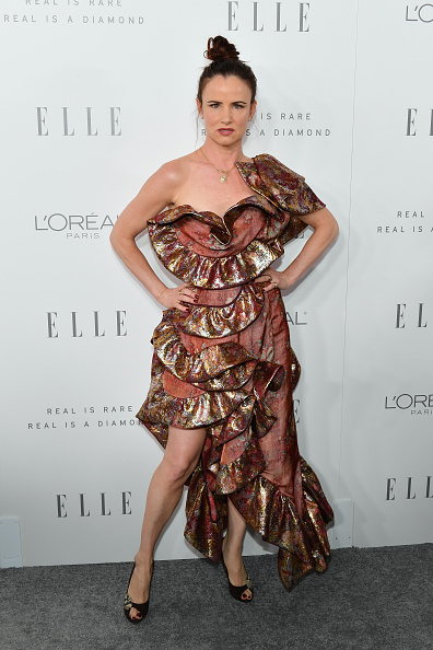 ベストオブ「ELLE's 24th Annual Women in Hollywood Celebration presented by L'Oreal Paris, Real Is Rare, Real Is A Diamond and CALVIN KLEIN - Arrivals」:写真・画像(15)[壁紙.com]