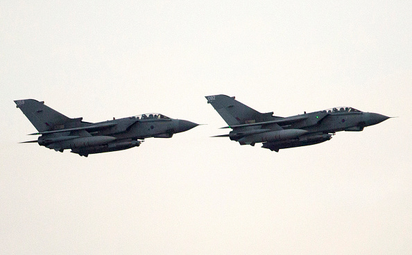 Republic Of Cyprus「British Planes Braced For Combat Missions Over Iraq」:写真・画像(18)[壁紙.com]