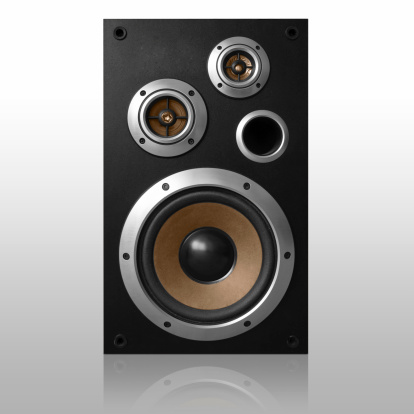 Square「Isolated loudspeaker - Front shot   *clipping path included*」:スマホ壁紙(18)