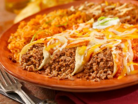 Taco「Entomadas or Beef Enchiladas」:スマホ壁紙(3)