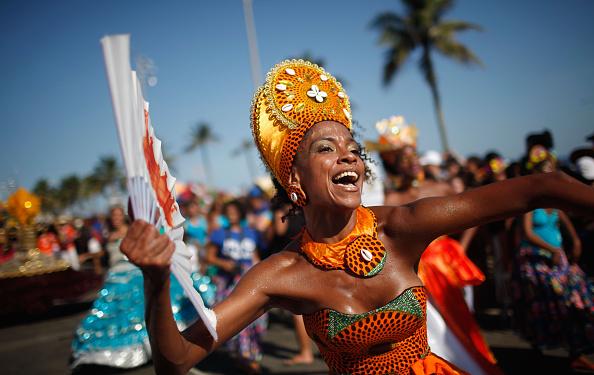 Rio「Rio De Janeiro Celebrates During Carnival Season」:写真・画像(11)[壁紙.com]
