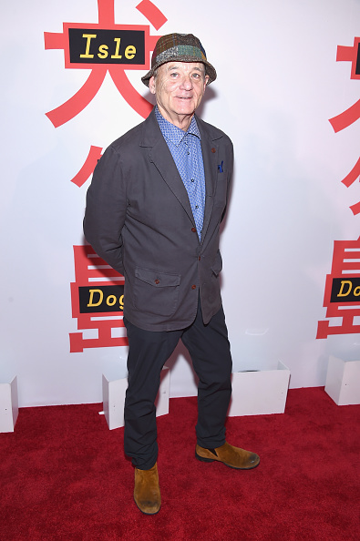 "Bill Murray「""Isle Of Dogs"" New York Screening」:写真・画像(10)[壁紙.com]"