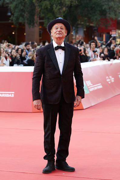 Blue Hat「Bill Murray Red Carpet - 14th Rome Film Fest 2019」:写真・画像(9)[壁紙.com]