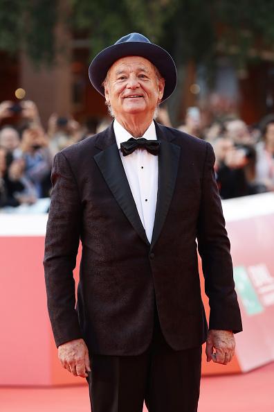Bill Murray「Bill Murray Red Carpet - 14th Rome Film Fest 2019」:写真・画像(6)[壁紙.com]