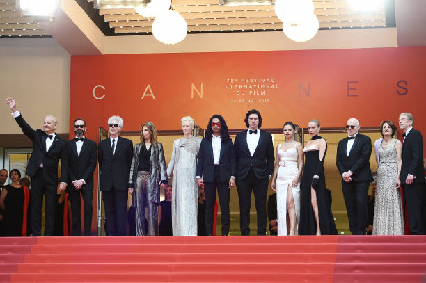 """The Dead Don't Die"" & Opening Ceremony Red Carpet - The 72nd Annual Cannes Film Festival:ニュース(壁紙.com)"