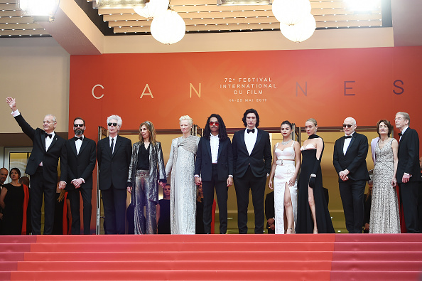 "Cannes International Film Festival「""The Dead Don't Die"" & Opening Ceremony Red Carpet - The 72nd Annual Cannes Film Festival」:写真・画像(9)[壁紙.com]"
