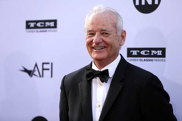 Bill Murray「American Film Institute's 46th Life Achievement Award Gala Tribute to George Clooney - Arrivals」:写真・画像(7)[壁紙.com]