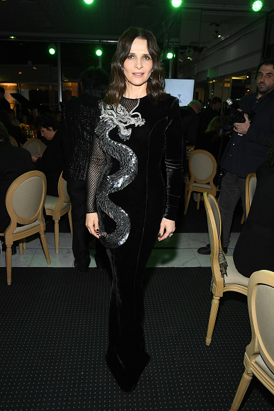 "Silver Colored「17th ""Diner De La Mode"" To Benefit Sidaction At Pavillon d'Armenonville」:写真・画像(16)[壁紙.com]"