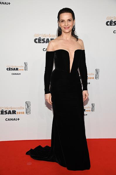 César Awards「Red Carpet Arrivals - Cesar Film Awards 2018 At Salle Pleyel In Paris」:写真・画像(12)[壁紙.com]