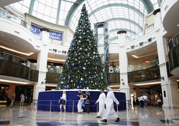 Christmas Decoration「The Growing Economy Of Dubai」:写真・画像(4)[壁紙.com]