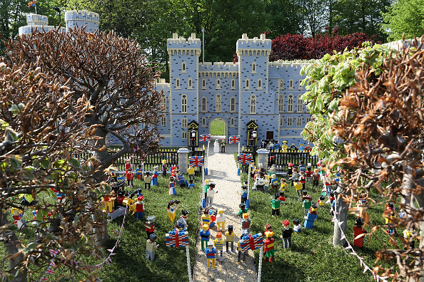 Elton Brand「Legoland Windsor Castle Photocall」:写真・画像(9)[壁紙.com]