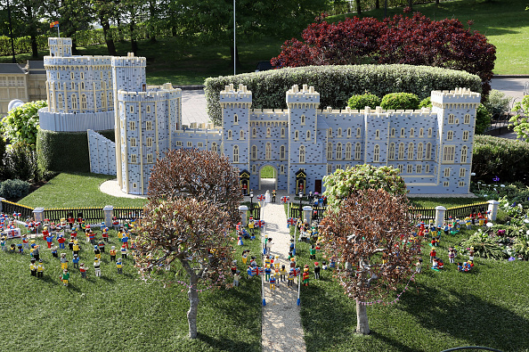 Elton Brand「Legoland Windsor Castle Photocall」:写真・画像(11)[壁紙.com]