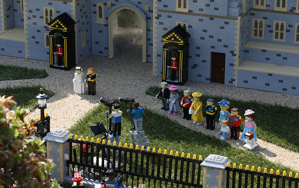 Elton Brand「Legoland Windsor Castle Photocall」:写真・画像(6)[壁紙.com]