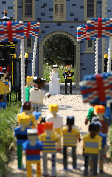 Elton Brand「Legoland Windsor Castle Photocall」:写真・画像(18)[壁紙.com]