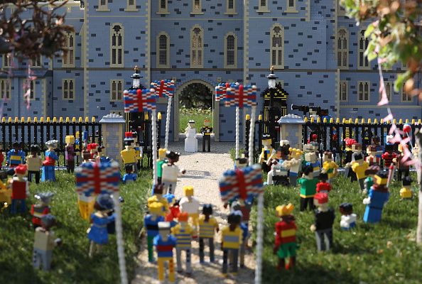 Elton Brand「Legoland Windsor Castle Photocall」:写真・画像(4)[壁紙.com]