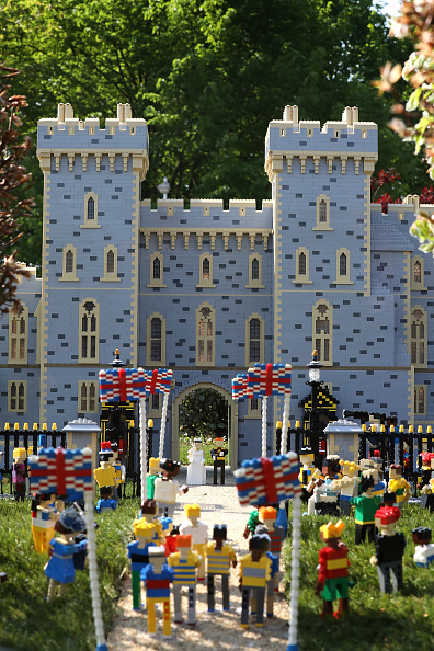 Elton Brand「Legoland Windsor Castle Photocall」:写真・画像(5)[壁紙.com]