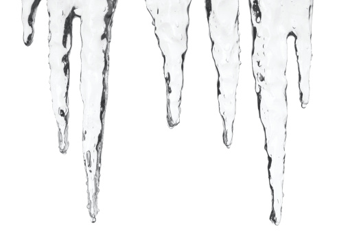 Frozen「icicles with detailed clipping path」:スマホ壁紙(4)