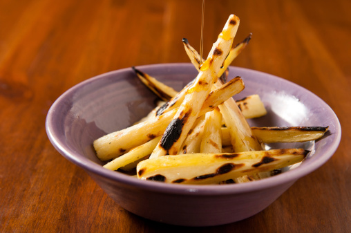 Char-Grilled「Maple Roasted Parsnips」:スマホ壁紙(15)