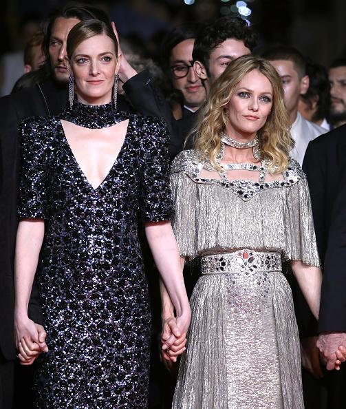"""The Knife「""""Knife + Heart (Un Couteau Dans Le Couer)"""" Red Carpet Arrivals - The 71st Annual Cannes Film Festival」:写真・画像(10)[壁紙.com]"""