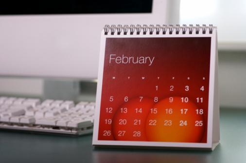 February「February...」:スマホ壁紙(14)