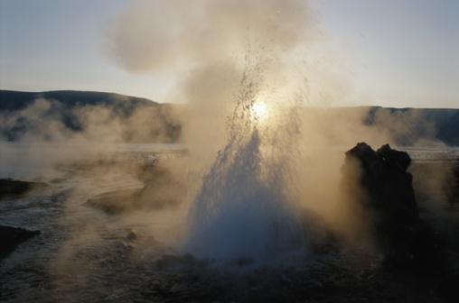 Lake Bogoria National Park「Kenya, Lake Bogoria National Reserve, hot spring」:スマホ壁紙(10)