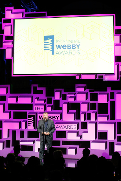 Webby「The 19th Annual Webby Awards - Inside」:写真・画像(15)[壁紙.com]
