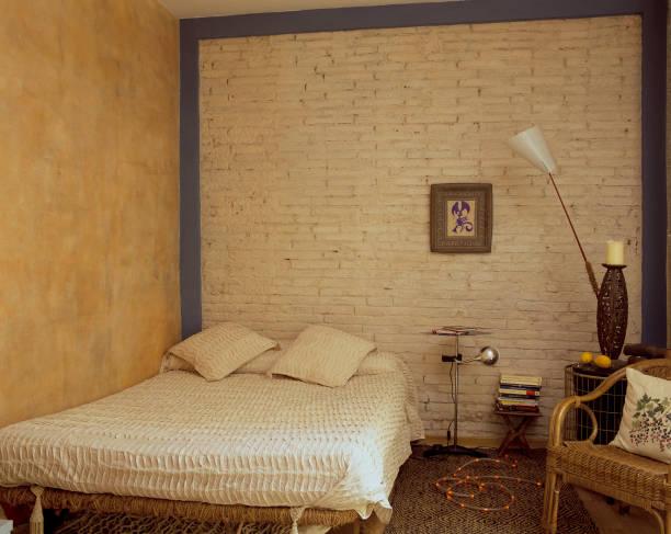 View of a an elegant bedroom:ニュース(壁紙.com)