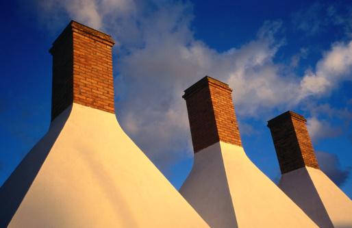 Denmark「Smokehouse chimneys.」:スマホ壁紙(5)