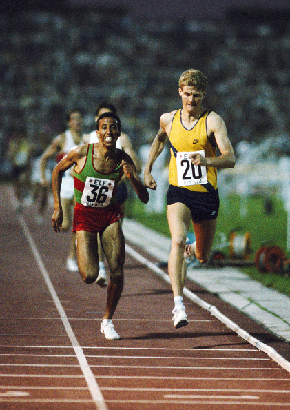 Nice - France「Steve Cram breaks 1500m World Record Nice 1985」:写真・画像(14)[壁紙.com]