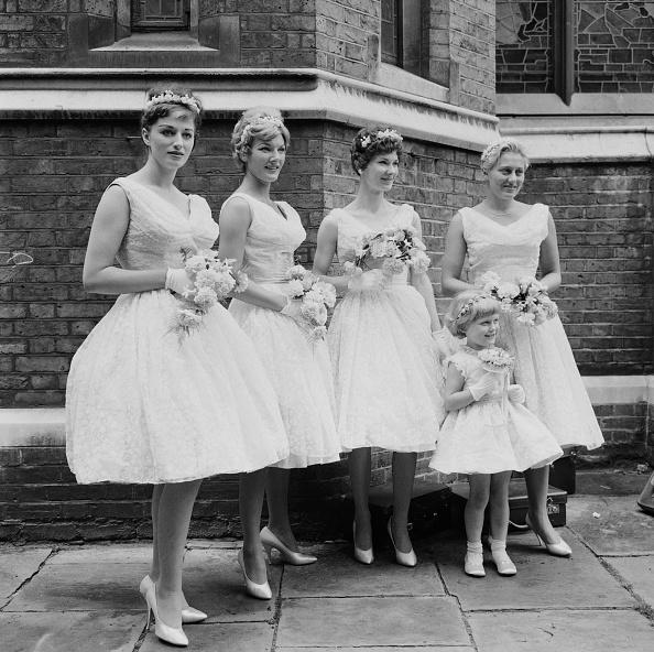 Bouquet「Bridesmaid Jackie Collins」:写真・画像(4)[壁紙.com]