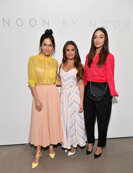 Camilla Belle「Noon By Noor - Backstage - September 2018 - New York Fashion Week: The Shows」:写真・画像(12)[壁紙.com]