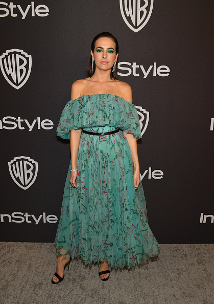 Camilla Belle「The 2019 InStyle And Warner Bros. 76th Annual Golden Globe Awards Post-Party - Red Carpet」:写真・画像(3)[壁紙.com]