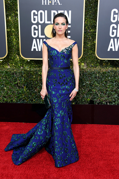 Camilla Belle「76th Annual Golden Globe Awards - Arrivals」:写真・画像(14)[壁紙.com]