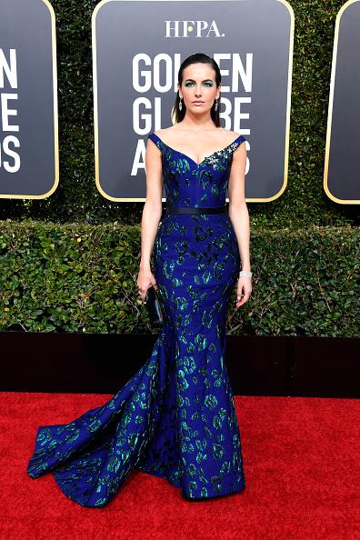 Blue Dress「76th Annual Golden Globe Awards - Arrivals」:写真・画像(15)[壁紙.com]