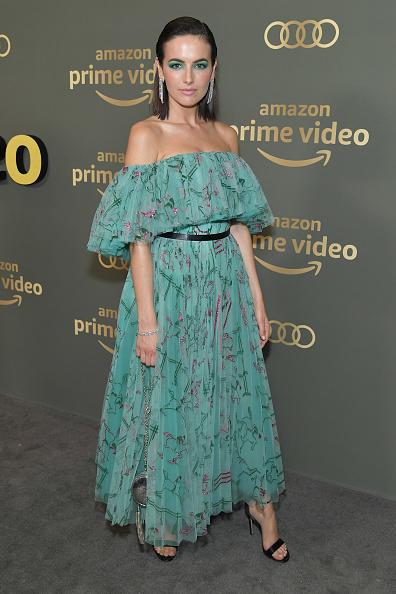 Camilla Belle「Amazon Prime Video's Golden Globe Awards After Party - Arrivals」:写真・画像(3)[壁紙.com]