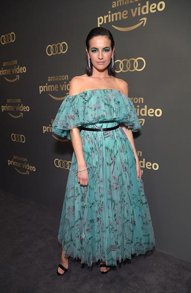 Camilla Belle「Amazon Prime Video's Golden Globe Awards After Party - Red Carpet」:写真・画像(2)[壁紙.com]