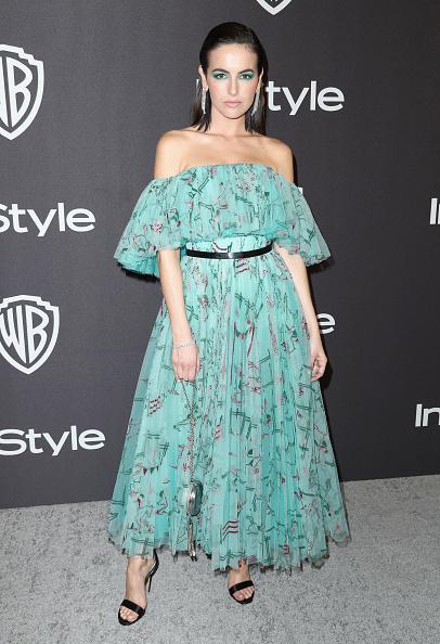 Camilla Belle「InStyle And Warner Bros. Golden Globes After Party 2019 - Arrivals」:写真・画像(5)[壁紙.com]