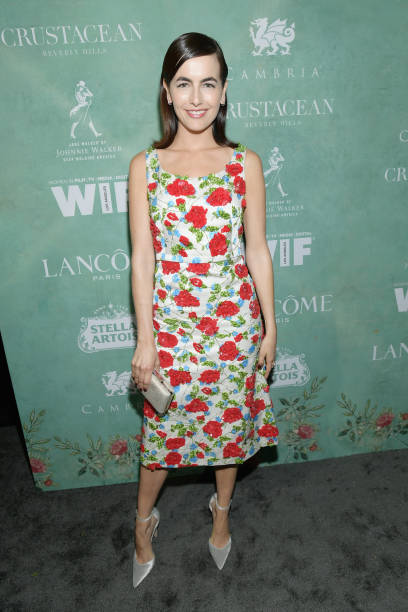 Camilla Belle「11th Annual Women In Film Pre-Oscar Cocktail Party presented by Max Mara and Lancome with additional support from Crustacean Beverly Hills, Johnnie Walker, Stella Artois and Cambria - Red Carpet」:写真・画像(5)[壁紙.com]